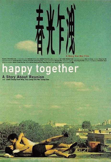 1999年张国荣梁朝伟《春光乍泄》纪录片《摄氏零度·春光再现》DVD版高清下载