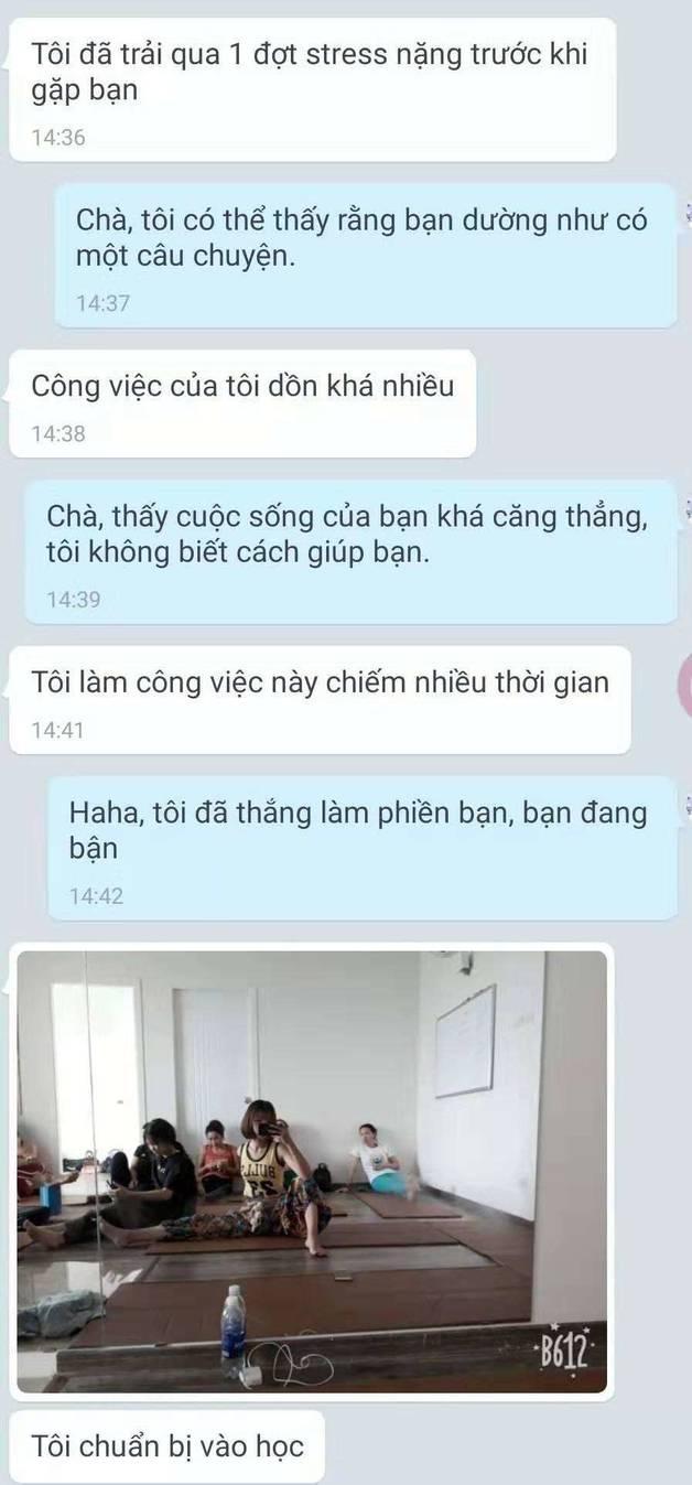 追女生聊天实战恋爱案例:带着330万前往河内,邂逅越南瑜伽小姐姐